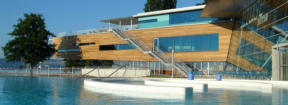 Bodensee Therme Konstanz - WoodCare UV